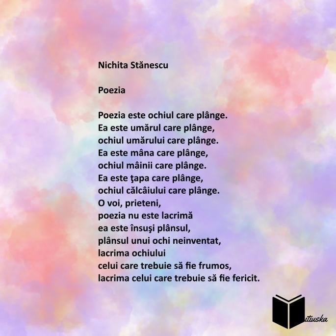 nichita-stanescu-poezia